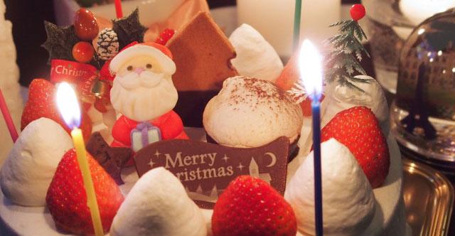 売れ残りのクリスマスケーキ